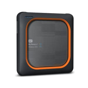 Western Digital My Passport - Disco Duro Externo, Wireless SSD, 1 ...