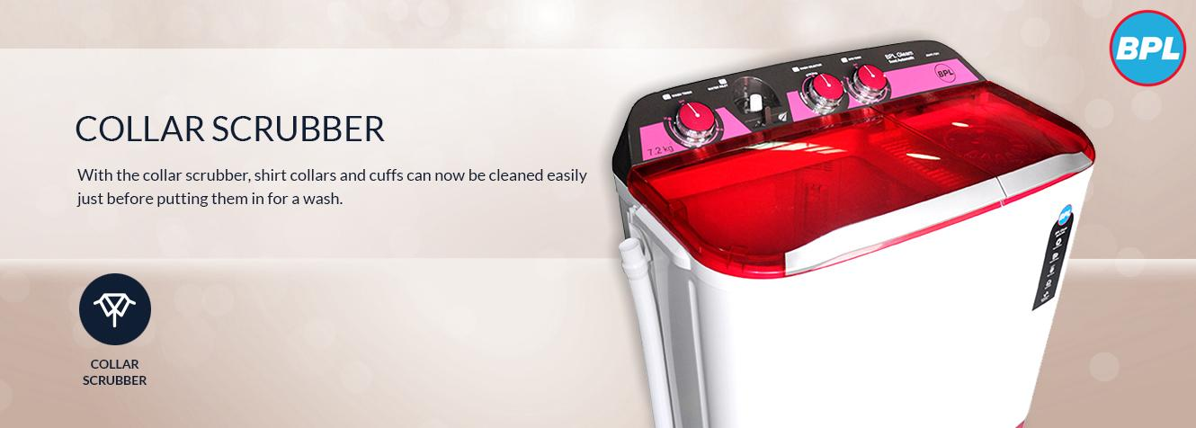 Bpl 7 2 Kg Semi Automatic Top Loading Washing Machine