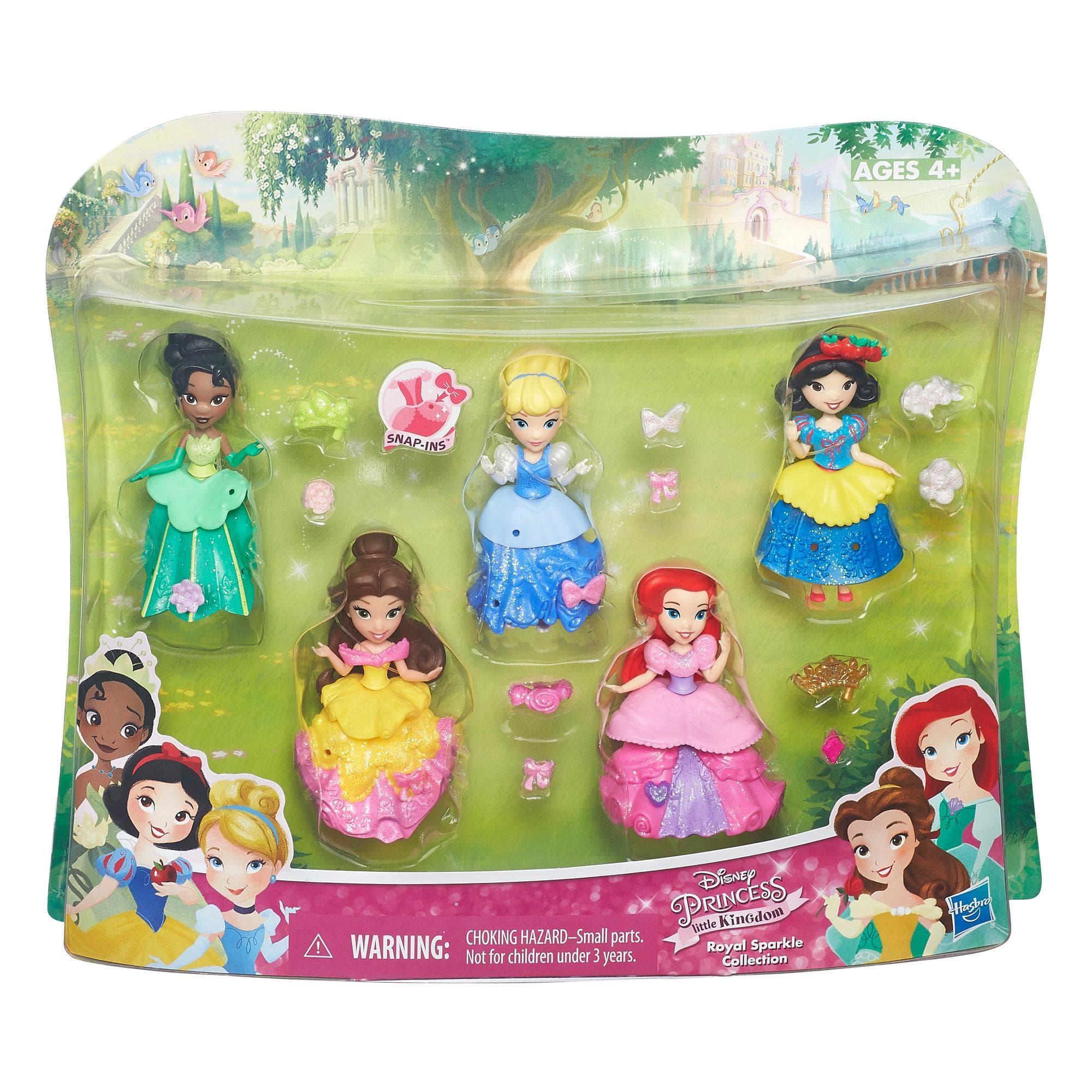 Disney Princess Little Kingdom Magiclip Sleeping Beauty: Disney Princess Little Kingdom Royal Sparkle Collection