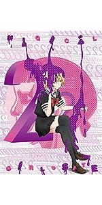 第2巻<初回限定版>(イベント優先販売申込み券(夜の部))Blu-ray