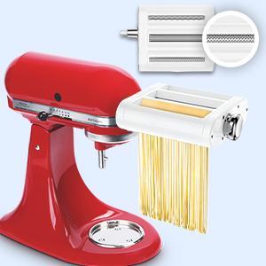 kitchenaid pasta attachment for stand mixer