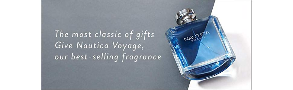 Nautica Voyage - perfume for men, 3.4 oz EDT Spray