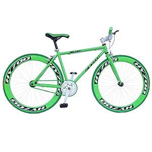 Helliot Bikes Brooklyn 38 Bicicleta Fixie Urbana, Adultos Unisex ...
