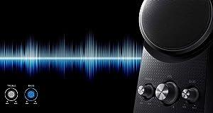 Samsung HW K20 2.1 Channel Multimedia Speaker System (Black)