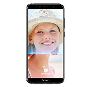 Honor 7A Dual SIM - 16GB, 2GB RAM, 4G LTE, Black: Amazon com
