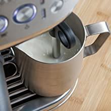 Automatic Micro-foam Milk Texturing