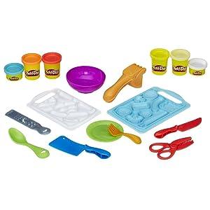 Play doh cocina divertida hasbro b9014eu4 play doh juguetes y juegos - Cocina play doh ...