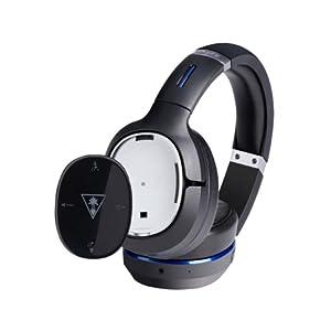 Turtle Beach Ear Force Elite 800 Wireless Gaming Headset, Black - 18114-TBS-3390-02