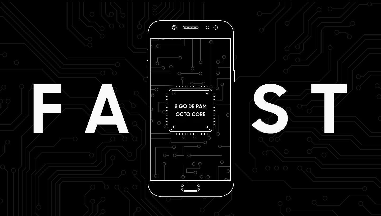Samsung Galaxy J7 2017 Smartphone débloqué 4G (Ecran : 5,5 pouces: Amazon.fr: High-tech