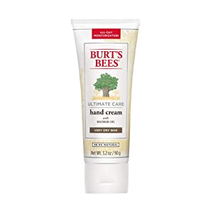 Amazon.com : Burt's Bees Ultimate Care Hand Cream By Burts Bees ...
