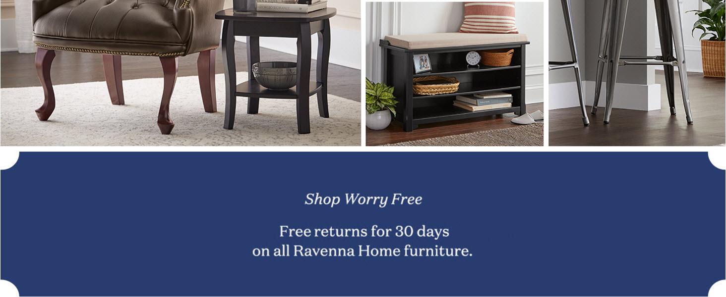 Ravenna Home online furniture shopping