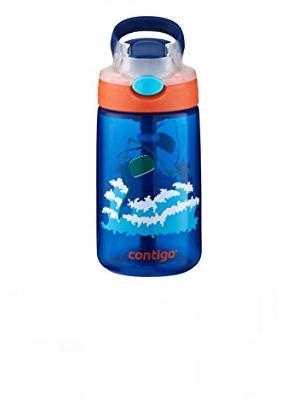 Contigo AUTOSPOUT Straw Gizmo Flip Kids Water Bottle