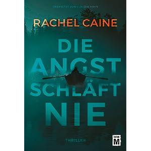 »Die Angst schläft nie« von Rachel Caine