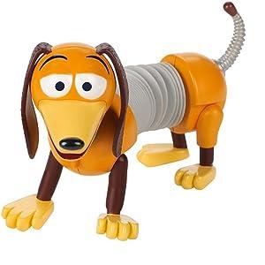 Mattel Disney Toy Story 4-Figura básica Slinky, juguetes niños +3 ...