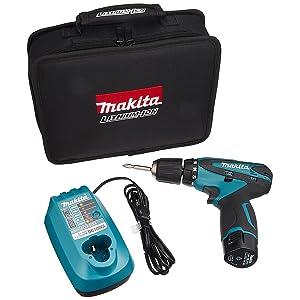 マキタ 充電式ドライバドリル 10.8V バッテリー DF330DWSP