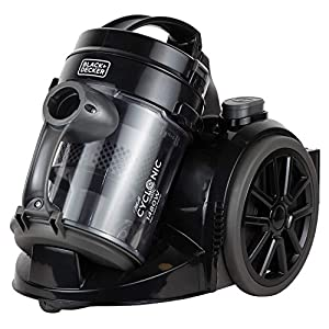 Black+Decker 1480w Bagless Multicyclonic Canister Vacuum Cleaner