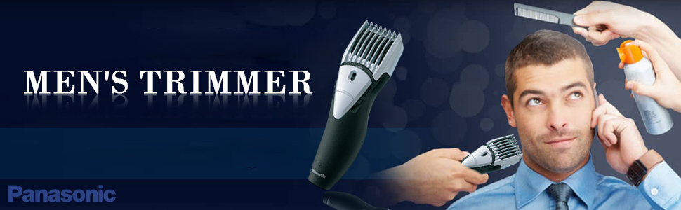 Panasonic ER307 Men's Trimmer
