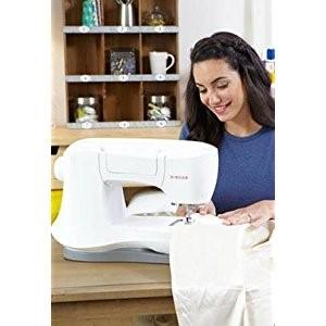 Singer Simple 3210 - Máquina de coser mecánica, 10 puntadas, 120 V ...