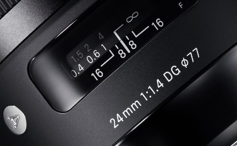 24mm F1.4 Art