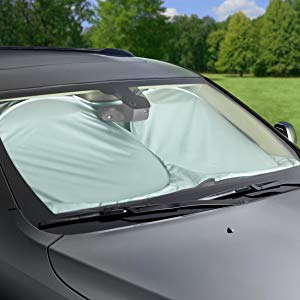 AmazonBasics Car Windshield Sun Shade
