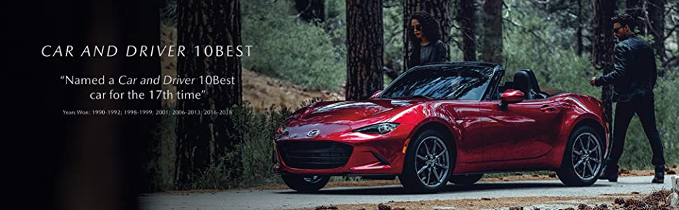 Amazon.com: 2019 Mazda MX-5 Miata Reviews, Images, and Specs ...
