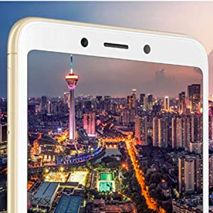 Xiaomi Redmi 6A Dual SIM - 32GB, 2GB RAM, 4G LTE, Gold - International Version
