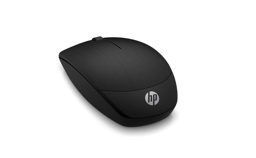 HP Kablosuz Mouse X200, Siyah, 6VY95AA