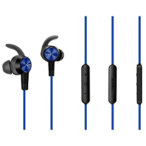 Huawei In-Ear SPORT headset Lite with microphone AM61, blue
