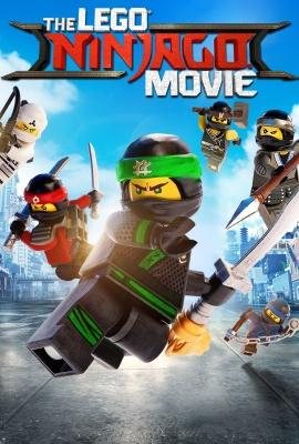 Amazon.com: The Lego Ninjago Movie (Blu-ray): Dan Lin, Jill ...