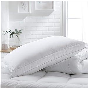 AmazonBasics Down-Alternative Pillows
