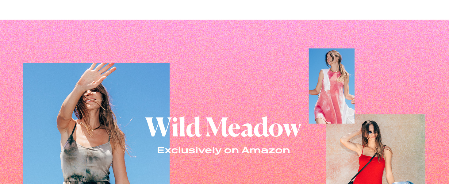 Wild Meadow. Exclusively on Amazon