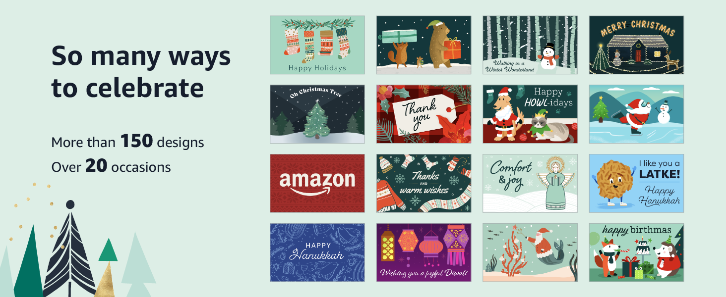 It's always a good day to give a gift card