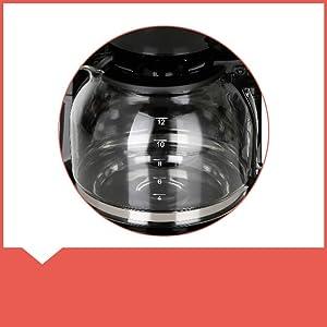 1.5L Glass Carafe