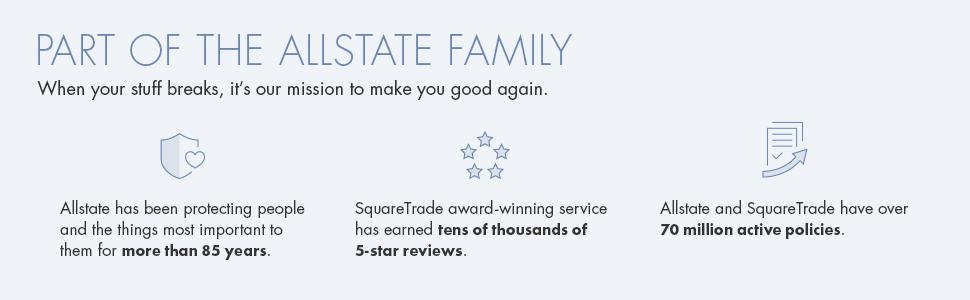 $3000-3999.99 SquareTrade 5-Year Major Appliance Protection Plan