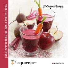 Kenwood estrattore jmp800si purejuice pro 1 5 litri 240 for Cucinare juicer