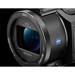 The Sony FDR-AXP55