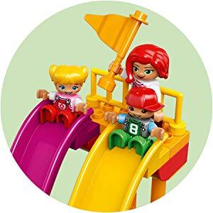 Lego Town Big Fair