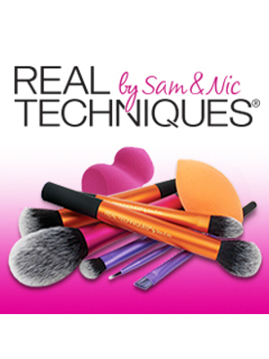 Real Techniques Flawless Base Make-up Brush Set