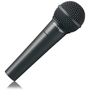 behringer xm8500 ultravoice dynamic cardioid vocal microphone musical instruments. Black Bedroom Furniture Sets. Home Design Ideas