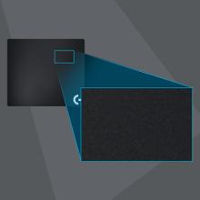 LOGICOOL ロジクール G640r ラージ クロス ゲーミング マウスパッド