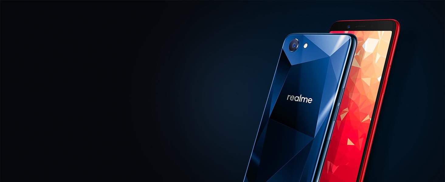 Realme 1 (Black, 6GB RAM, 128GB Storage)