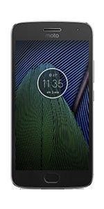 Amazon com: Motorola XT1687 - GSM Unlocked Moto G5 Plus 32 GB