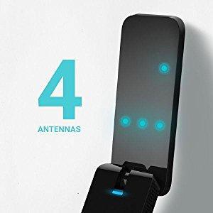 TP-Link   AC1900 High Gain Dual Band Wifi Adapter   Wireless
