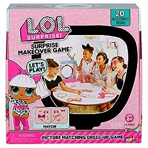 L.O.L Surprise Makeover Game (556374)
