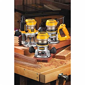 Dewalt dw618 2 14 hp electronic variable speed fixed base router dewalt dw618 38018 hp electronic variable speed fixed base router greentooth