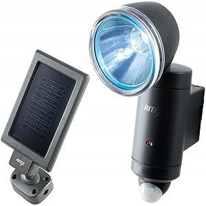1W ソーラー式LEDセンサーライト