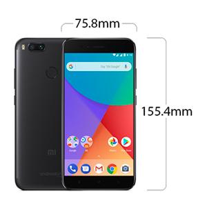 Xiaomi Mi A1 Dual Sim - 64GB, 4GB RAM, 4G LTE, Black