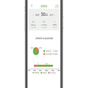 App, UPRIGHT GO, Stats