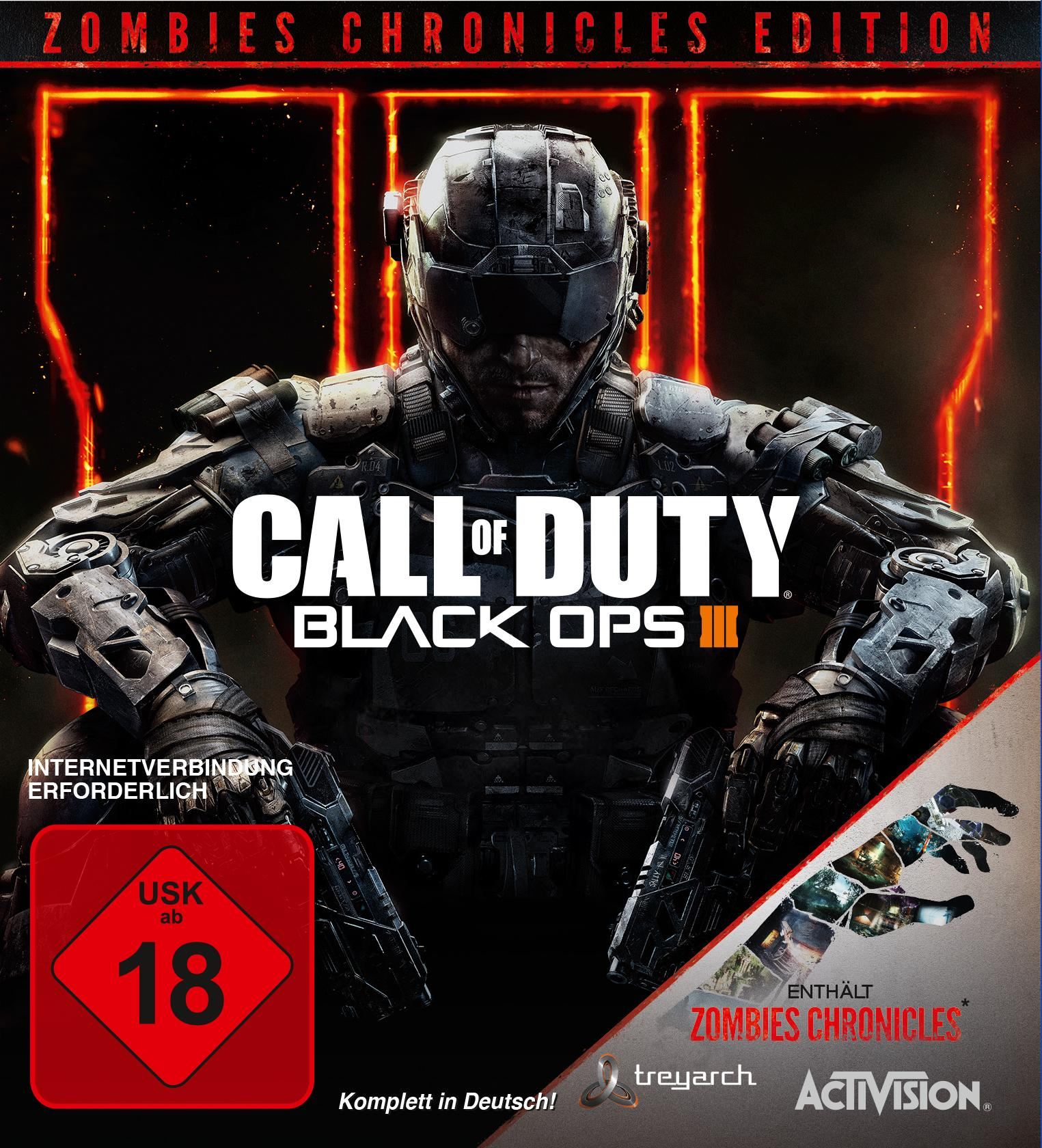 Call of Duty: Black Ops III Zombies Chronicles ...