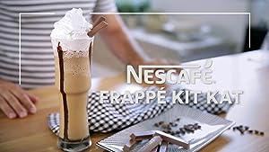 mocha frapuccino, frappucino, Nescafé, Nescafe, Café, Cafe Soluble, receta con